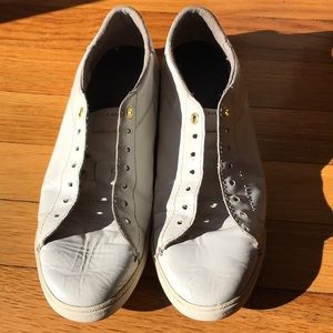 Shoes - Cole Haan leather sneaker size 8.5 good condition